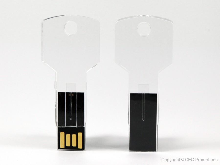 Crystal USB-Stick Key