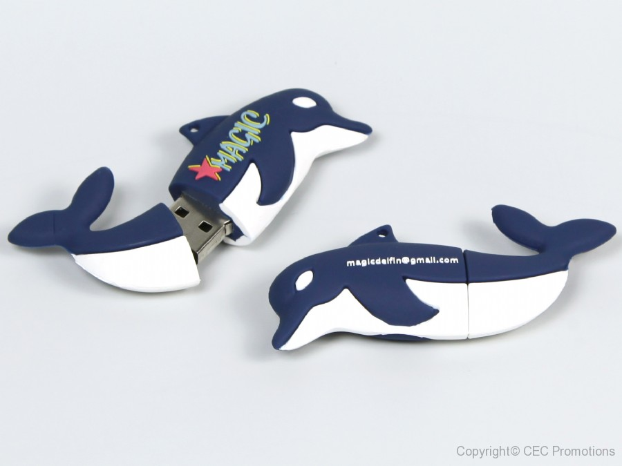 USB-Stick Delfin