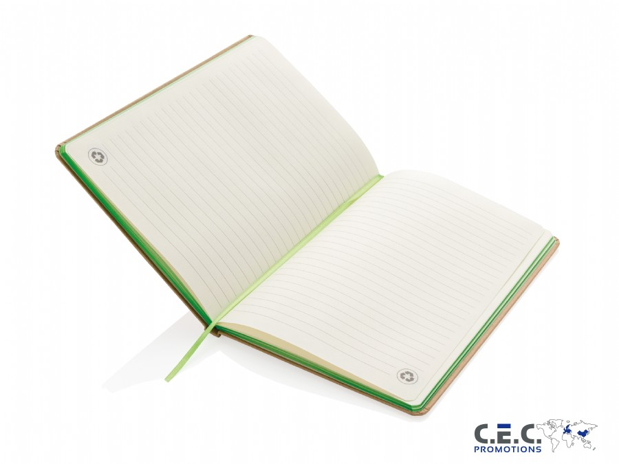 ECO Notizbuch A5 Hardcover