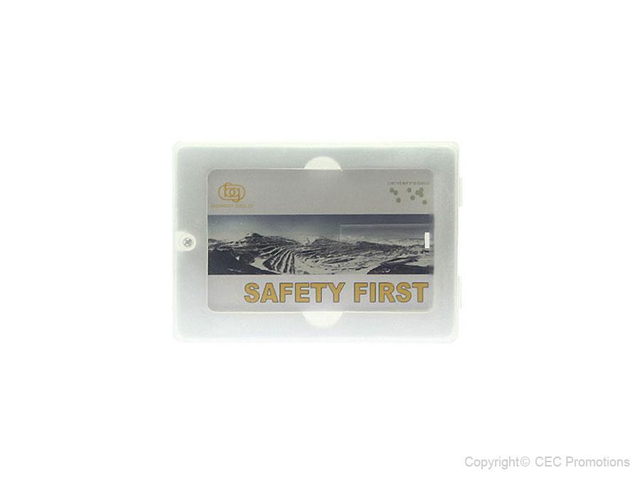 Kunststoff Visitenkartenverpackung Für Usb Visitenkarte