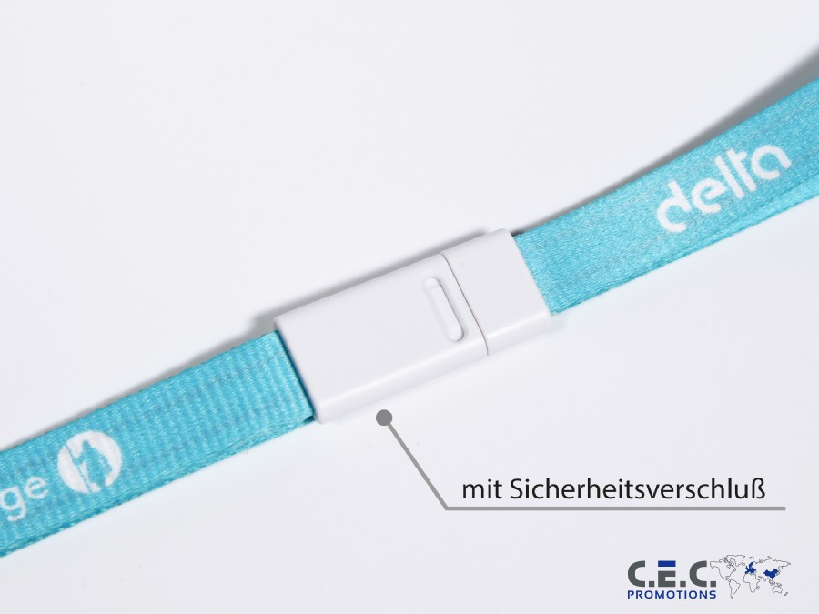 3-in-1 Lanyard Ladekabel