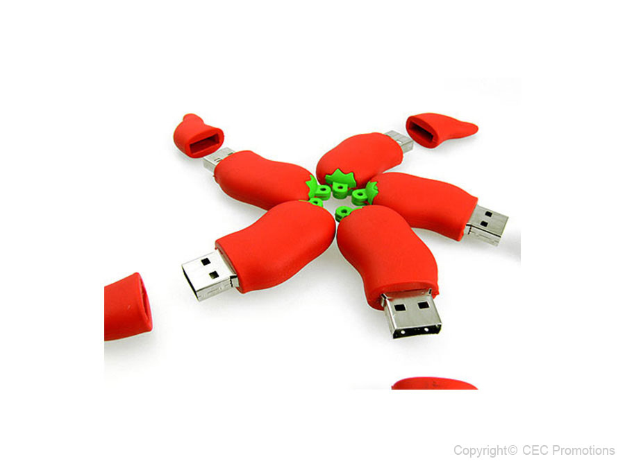 USB-Stick Chili Peperoni