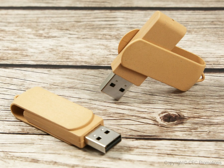 Full PLA Twister USB-Stick
