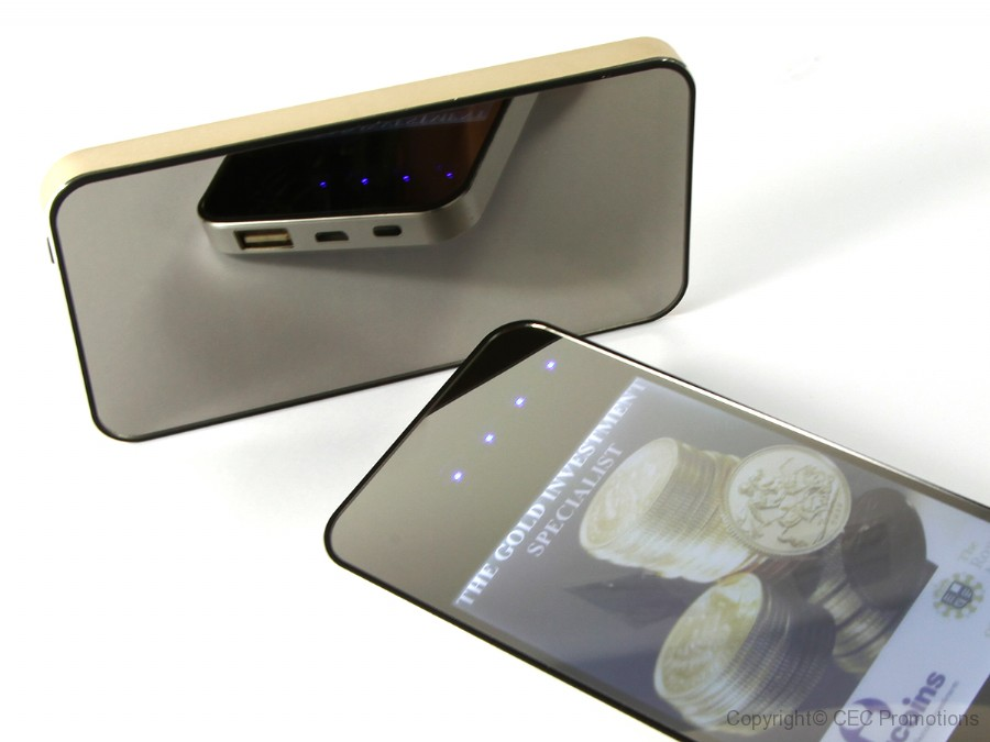 Powerbank - PowerDisplay