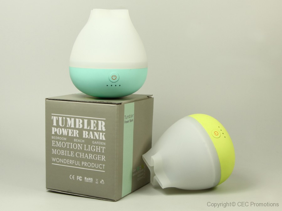 Powerbank Tumbler