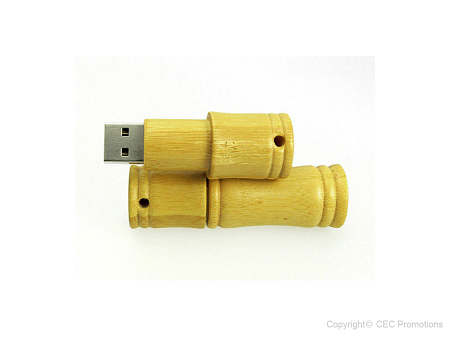 USB-Stick Bambus