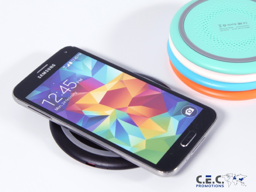 Wireless Charger PVC