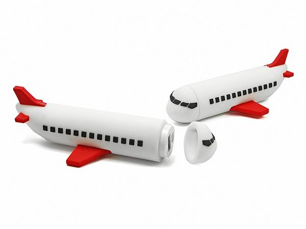 Creative Power Bank Airplane Flugzeug