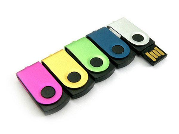 Kleiner Metall.01, Mini USB-Stick