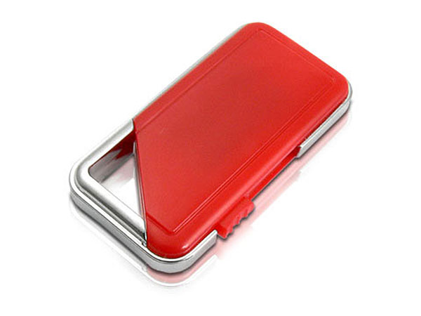 Schlichter Mini USB Stick aus Kunststoff