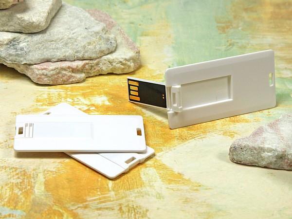 USB Stick Minikarte bedruckbar