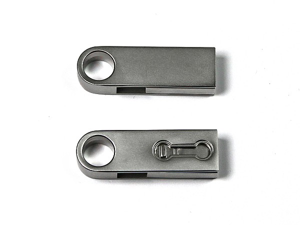USB Halina mit USB Typ-C Stecker als Werbegeschenk