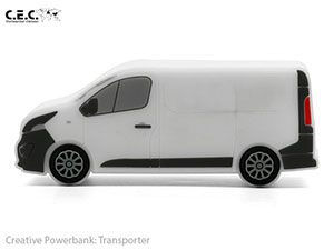 Creative Power Bank Transporter, Sprinter