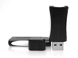 Kleiner USB-Stick aus Kunststoff