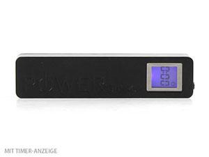 PowerBrick Pro - Powerbank mit Display als Werbegeschenk