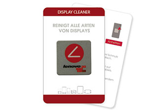 Screen Display Cleaner bedruckt 40*40 mm