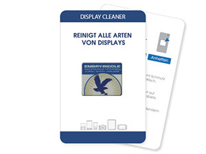 Display Cleaner 64*40 mm