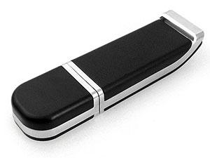 Edler & eleganter USB-Stick aus Kunststoff