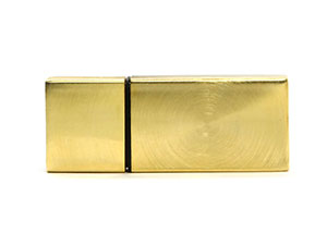 Goldender USB Stick
