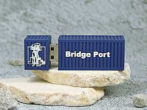 USB-Stick Container