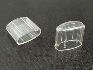Verschlusskappe für USB Stick ohne Deckel, transparent