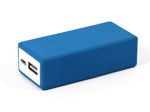 Creative Power Bank - Basic Rectangle. Individueller Power Bank in Sonderfarben nach Pantone