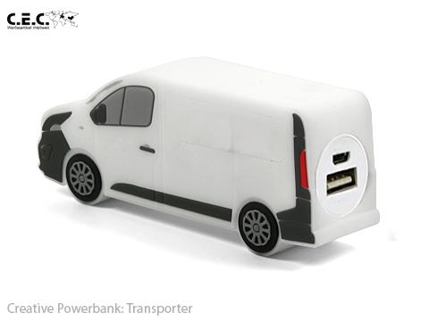 Creative Power Bank Transporter, Sprinter