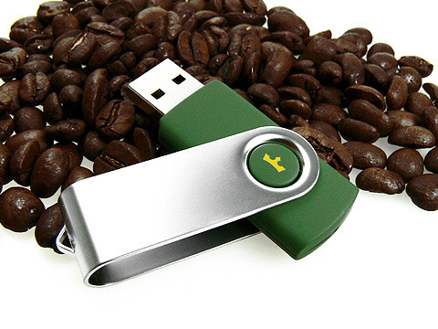 USB-Stick Sonderfarbe