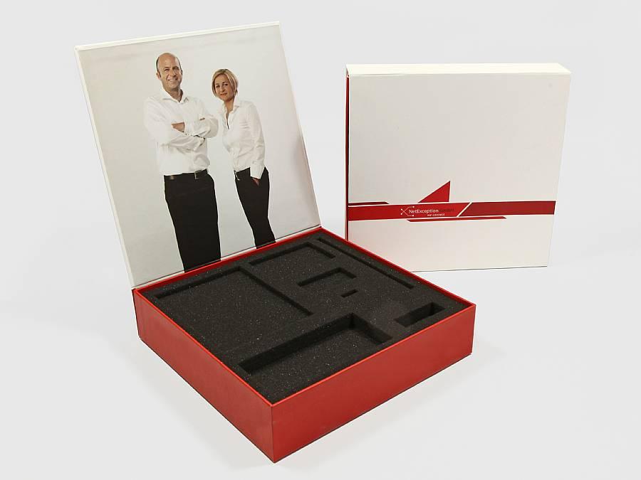 geschenkverpackung druck innendeckel