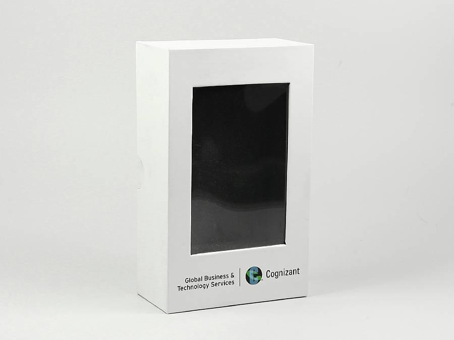 power bank geschenkbox stuelpdeckel bedruckt