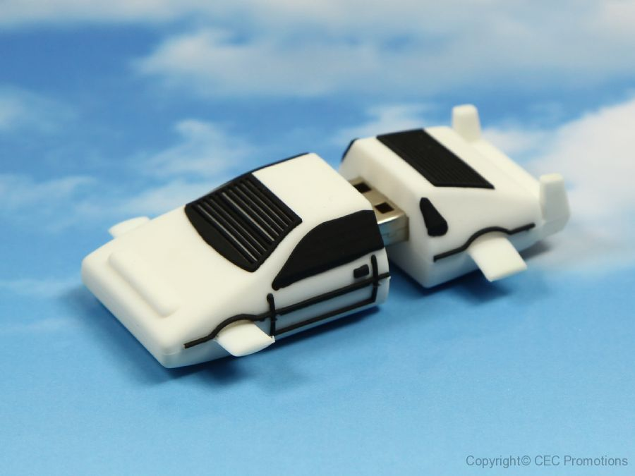 DeLorean USB Stick Flashdrive