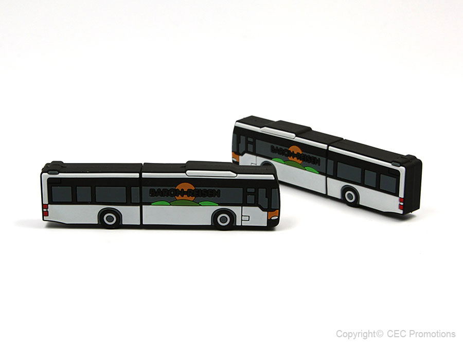 USB Stick Bus Reisen Transport