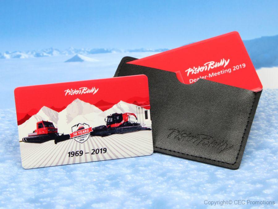 Usb Visitenkarte Aus Kunststoff Usb Scheckkarte Mit Ihrem