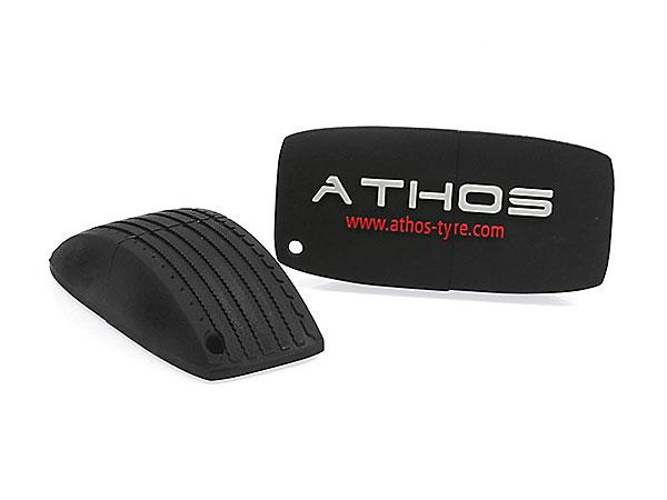 USB Reifen, Reifen Reifenprofil Auto usb-stick sonderanfertigung, CustomProdukt, PVC