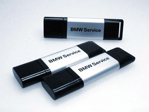 USB Stick aus Alu mit Firmenlogo
