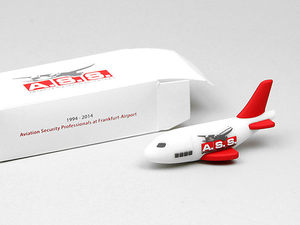 Creative USB-Stick Airplane Flugzeug Airport