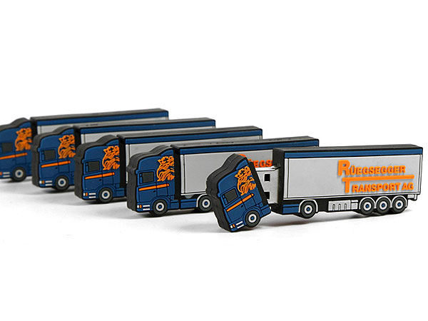 Creative USB LKW Truck Custom
