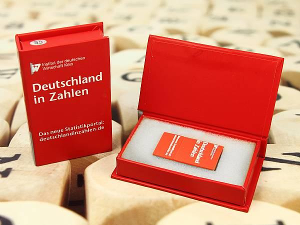 Dongle Box rot Verpackung Wirtschaft usb-stick geschenkbox buch