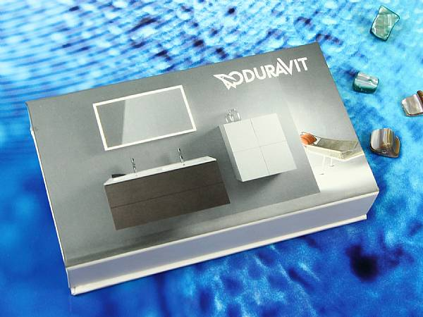 Dongle Box weiss Verpackung Duravit