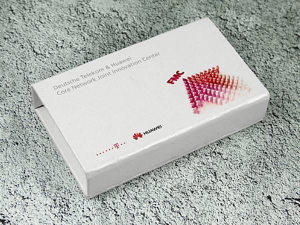 Dongle Box weiss Verpackung Telekom