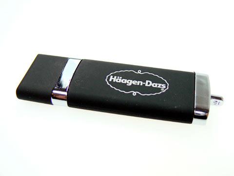 Haeagen-Dazs USB-Stick bedruckt, Kunststoff.10