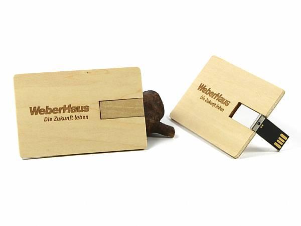 Holz USB Karte Visitenkarte USB Stick Gravur gravieren Logo.JPG
