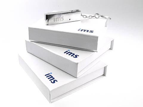 IMS USB-Stick u Verpackung bedruckt, Metall.05