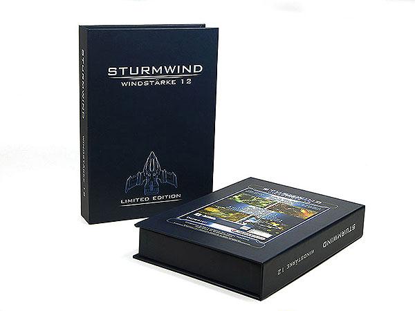 Individuelle-Box Spiele Geschenkverpackung, Individuelle Klappbox digitaldruck