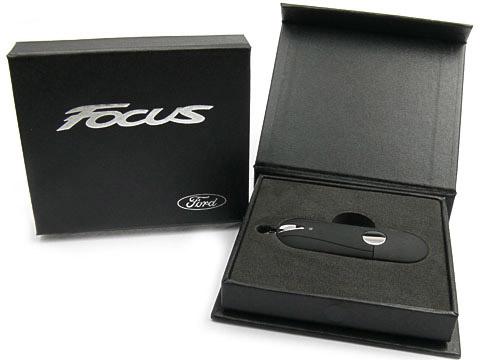 K01 Magnetklappbox schwarz Ford-Focus, K01 Magnetklappbox
