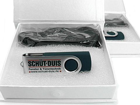 Metall-01 USB-Stick Werbelogo schwarz, Barato