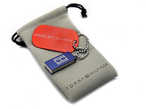 Mini-07 USB blau Tommy-Hilfiger tag tasche, Mini.07