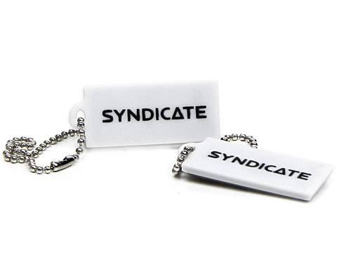 Mini-18 USB-Stick Syndicate weiss, Mini.18