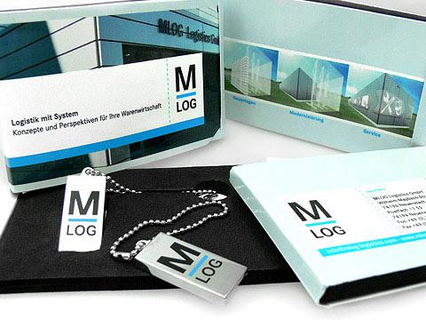 Mini-Micro kleiner USB-Stick Logoaufdruck, Mini.01