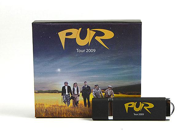 vollflächig bedruckt geschenk verpackung PUR usb, K01 Magnetklappbox digitaldruck
